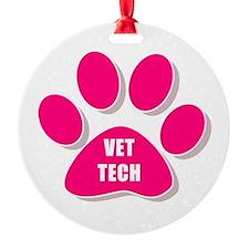 Cute Veterinary technician Ornament