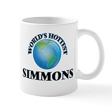 World's hottest Simmons Mugs