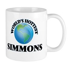 World's hottest Simmons Mugs
