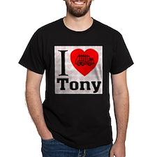 I Love Tony T-Shirt