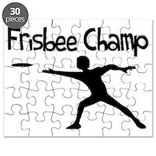 Frisbee Champ Puzzle