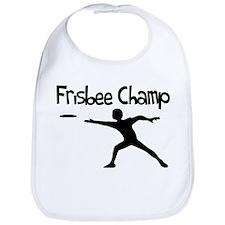 Frisbee Champ Bib