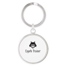 Coyote Trainer Keychains