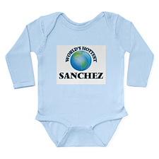 World's hottest Sanchez Body Suit