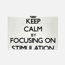 Keep Calm by focusing on Stimulation Magnets