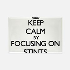 Keep Calm by focusing on Stints Magnets