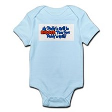 Cute My dad grills Infant Bodysuit