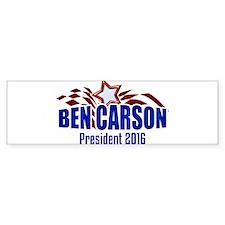 Ben Carson - Modern Eagle Bumper Bumper Sticker