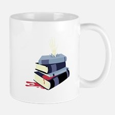 Stack of Books Mugs