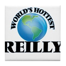 World's hottest Reilly Tile Coaster