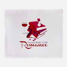Need Romance Books Throw Blanket