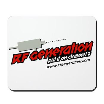 RFG Logo Mousepad