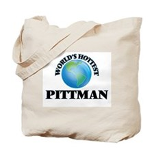 World's hottest Pittman Tote Bag