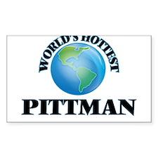 World's hottest Pittman Decal