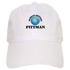 World's hottest Pittman Baseball Cap