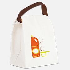 Scrub Em Out Canvas Lunch Bag
