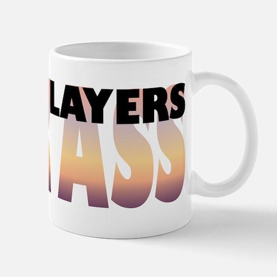 Carpet Layers Kick Ass Mug