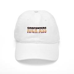 Carpenters Kick Ass Baseball Cap