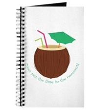 Lime In Coconut Journal