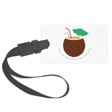 Lime In Coconut Luggage Tag