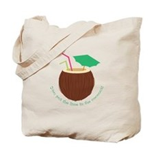 Lime In Coconut Tote Bag