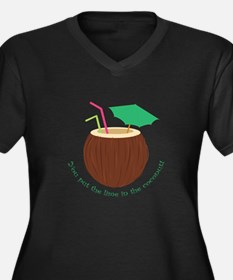 Lime In Coconut Plus Size T-Shirt