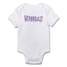 Brittany Infant Bodysuit