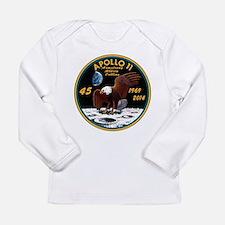 Apollo 11 45 Long Sleeve T-Shirt