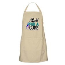 Thyroid Cancer Fight Cure Apron