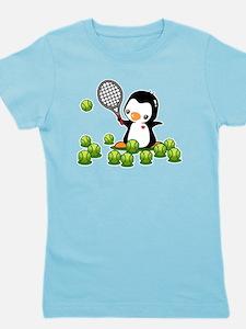 Tennis Girl's Tee