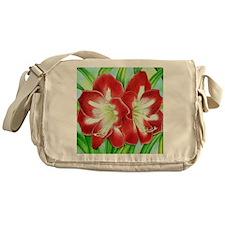 Amaryllis Messenger Bag