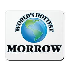 World's hottest Morrow Mousepad