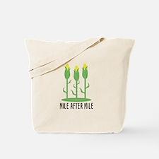 Mile After Mile Tote Bag
