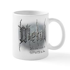 Metal Mug