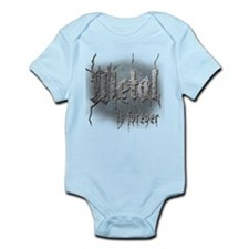 Metal 2 Infant Bodysuit