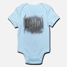 Metal 2 Infant Bodysuit