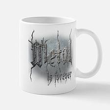 Metal 2 Small Small Mug