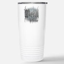 Metal 2 Stainless Steel Travel Mug