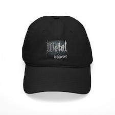 Metal 2 Baseball Hat