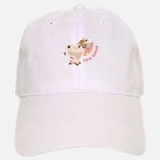 Farm Raised Baseball Baseball Baseball Cap