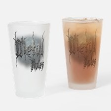 Metal3 Drinking Glass