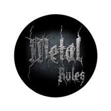 """Metal3 3.5"""" Button (100 pack)"""