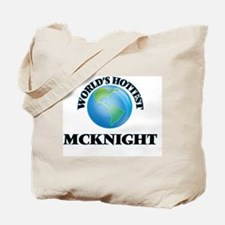 World's hottest Mcknight Tote Bag