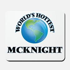 World's hottest Mcknight Mousepad