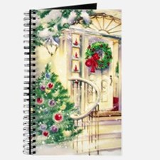 Vintage Christmas House Journal
