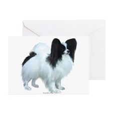 Papillon Greeting Cards (6)