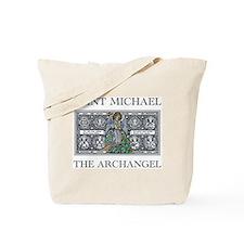 Saint Michael Tote Bag