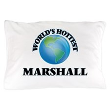 World's hottest Marshall Pillow Case