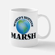 World's hottest Marsh Mugs