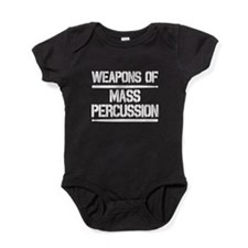 Weapons of Mass Percussion Baby Bodysuit